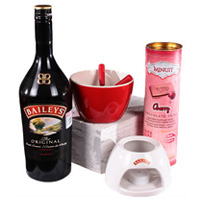 Baileys and Fondue